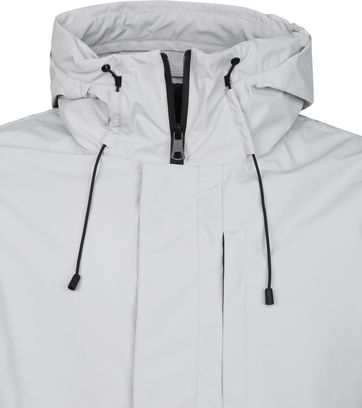 Suitable Kees 3 in 1 Jacket Silver