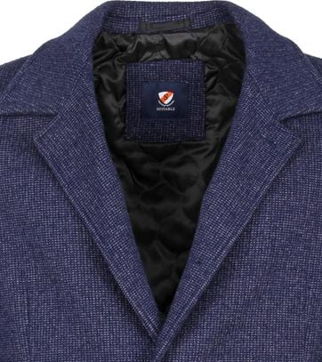 Suitable Kevin Coat Navy