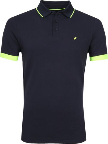 Suitable Kevin Poloshirt Navy