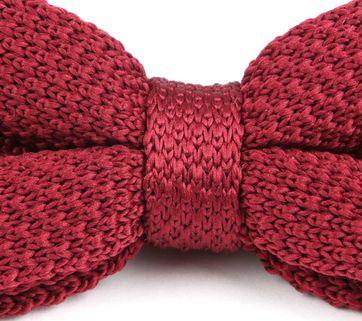 Suitable Knitted Strik Bordeaux