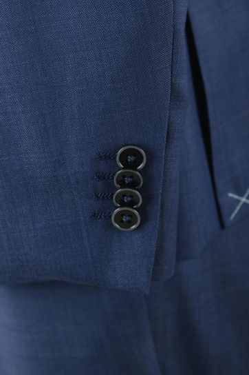 Detail Suitable Kostuum Berlijn Blauw