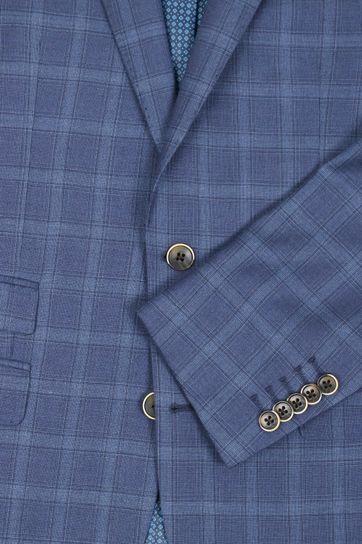 Detail Suitable Kostuum München Blauw