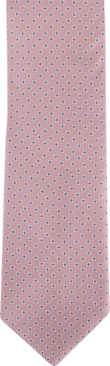 Suitable Krawatte Blumen Rosa
