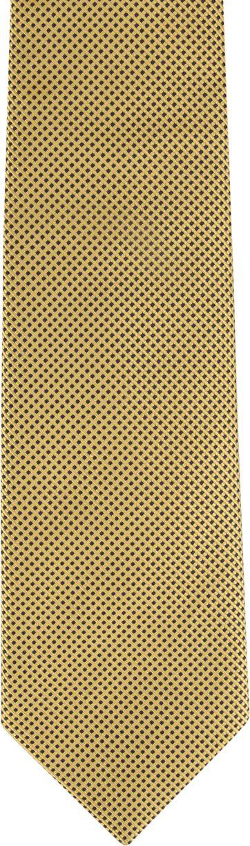 Suitable Krawatte Gelb F01-05