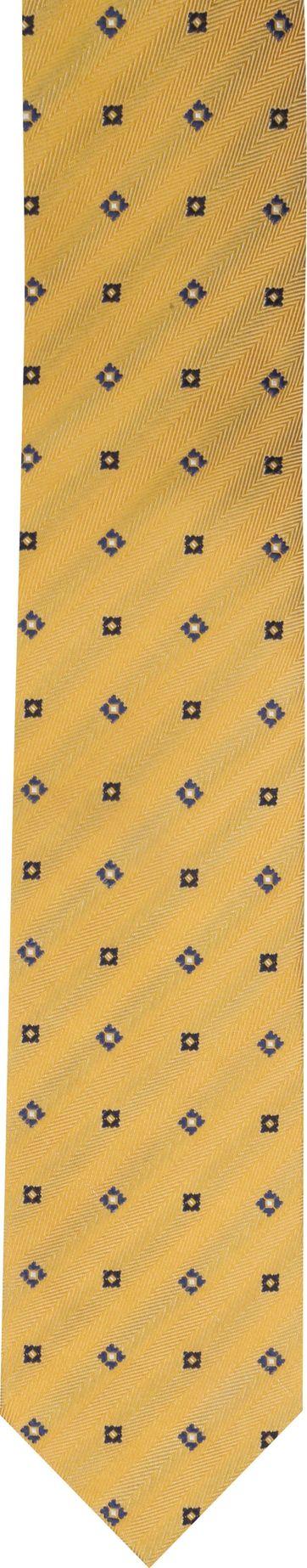 Suitable Krawatte Gelb F01-31