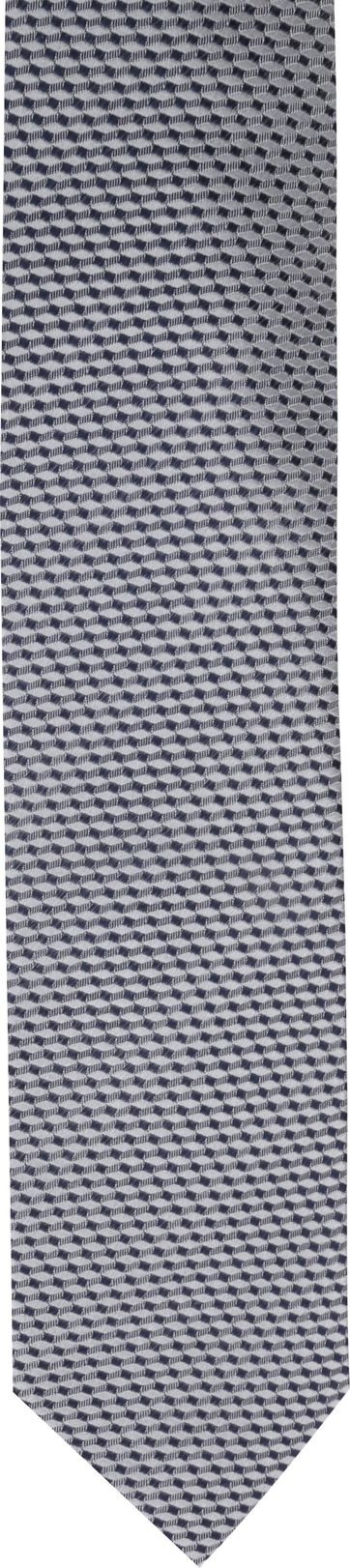 Suitable Krawatte Grau F01-36