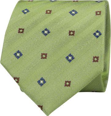 Suitable Krawatte Grun F01-32