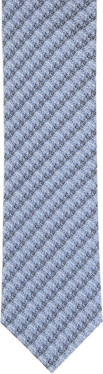 Suitable Krawatte Hellblau F82-19