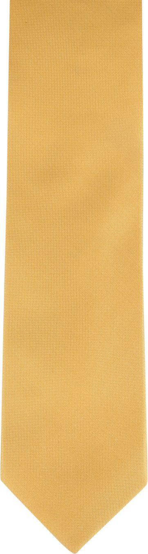 Suitable Krawatte Oxford Gelb