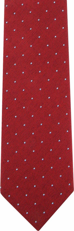 Suitable Krawatte Punkte Rot