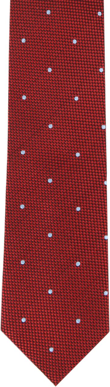 Suitable Krawatte Rot F82-7