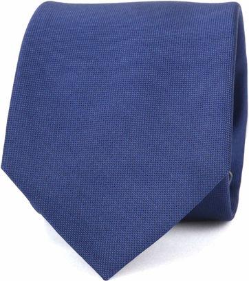 Suitable Krawatte Seide Blau K91-17