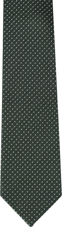 Suitable Krawatte Seide Grün F91-9