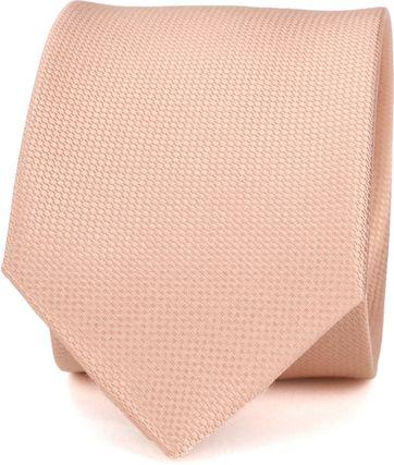Suitable Krawatte Seide Pink 16