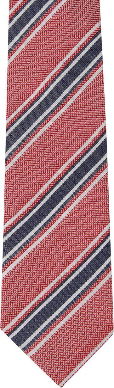 Suitable Krawatte Seide Streifen F91-10