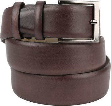 Suitable Leather Belt Brown