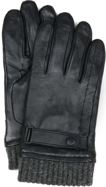 Suitable Leather Touchscreen Gloves
