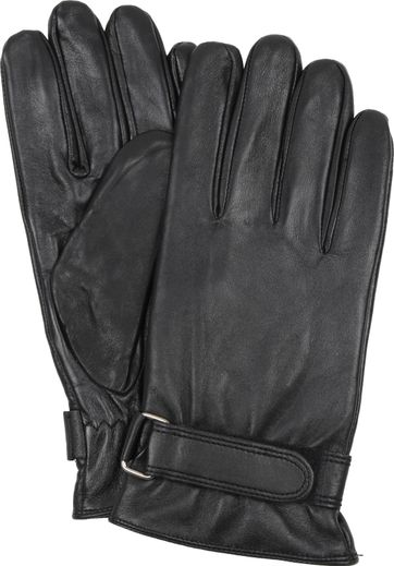 Suitable Leather Velcro Gloves