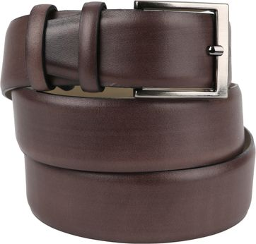 Suitable Leder Gürtel Braun