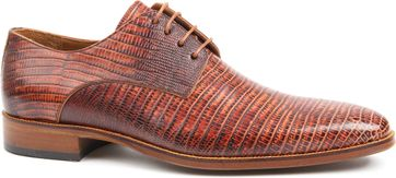 Suitable Leder Schuh Braun