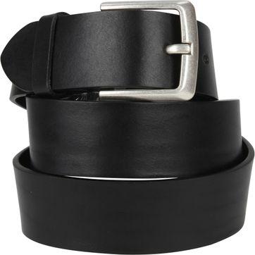Suitable Ledergürtel Black