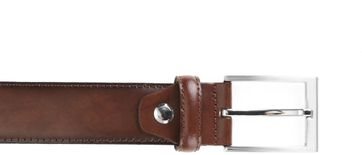 Suitable Ledergürtel Braun 315