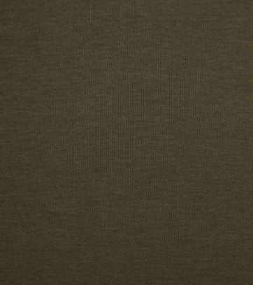 Suitable Liquid Poloshirt Olivgrün