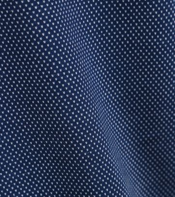 Detail Suitable Luxe Polo Blue