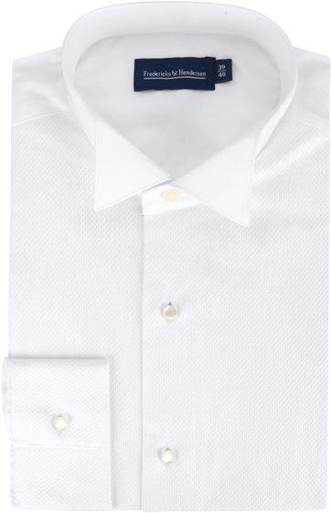 Suitable Luxury Tailcoat White Set
