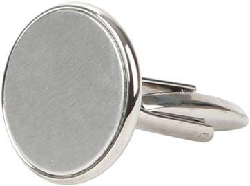 Suitable Manschettenknöpfe Stahl