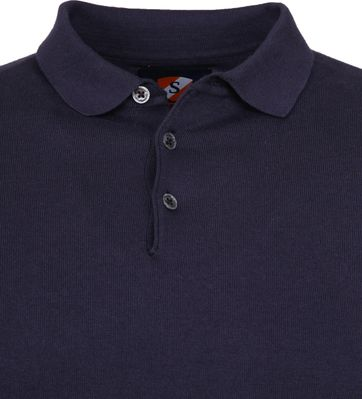 Suitable Mars Polo Stretch Navy