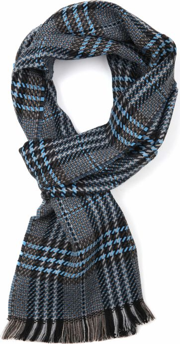 Suitable Men's Scarf Blue 18-11
