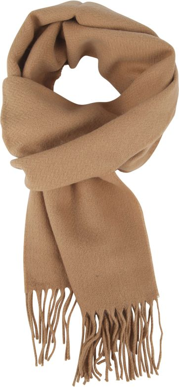Suitable Men's Scarf Brown 19-17