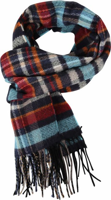 Suitable Men's Scarf Checks 19-05