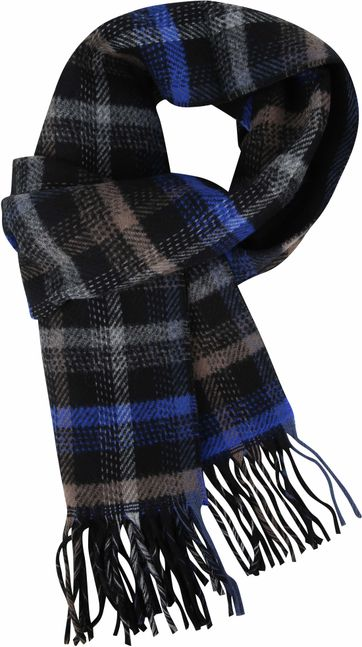 Suitable Men's Scarf Checks 19-07