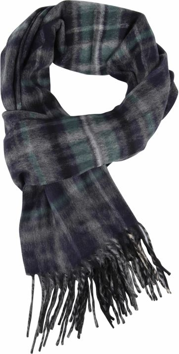 Suitable Men's Scarf Checks 19-18