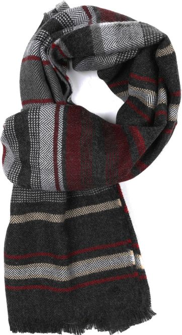 Suitable Men's Scarf Checks 20-14
