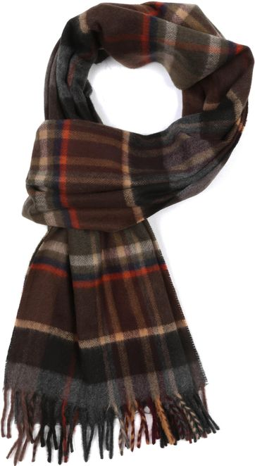 Suitable Men's Scarf Checks 20-15