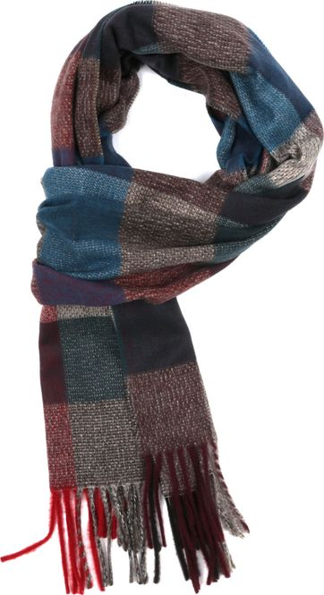 Suitable Men's Scarf Checks 20-16