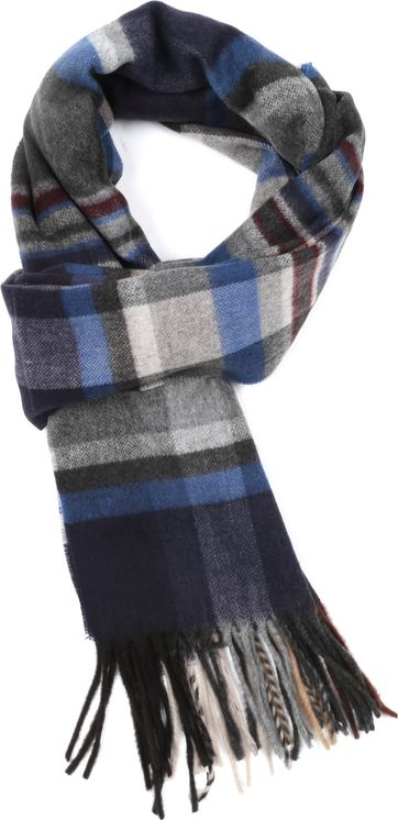 Suitable Men's Scarf Checks 20-21