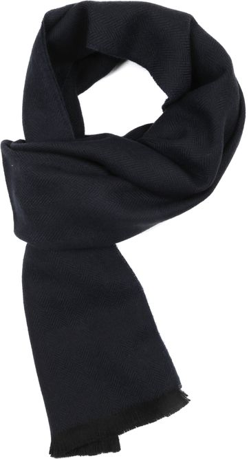Suitable Men's Scarf Dark Blue 20-22