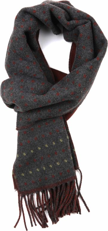Suitable Men's Scarf Grey 18-05