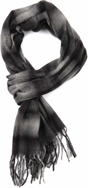 Suitable Men's Scarf Grey 18-12