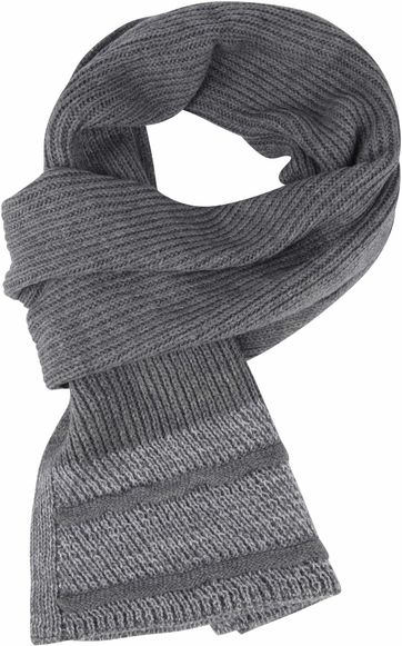 Suitable Men's Scarf Grey 19-23