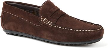 Suitable Moccassin Braun