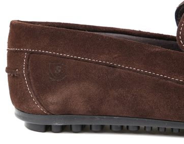 Suitable Moccassin Brown