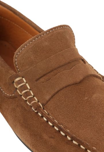 Suitable Moccassin Cognac