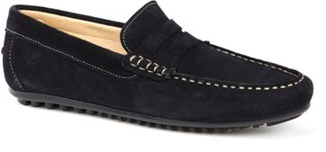 Suitable Moccassin Dunkelblau