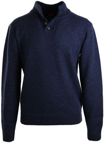 Suitable Mocker John Navy