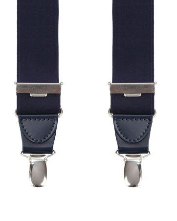 Suitable Navy Bretels